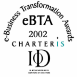 Winner: eBTA Awards 2002